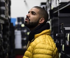 bae, Drake, and rapper image
