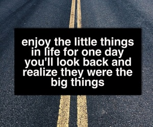 enjoy, quotes, and happy image