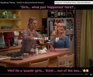 big bang theory, boyfriend, and brains image