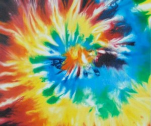 colors, hippie, and rainbow image