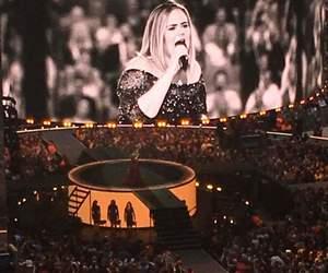 Adele, beautiful, and Londres image