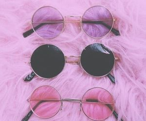90's, sunglasses, and colours image