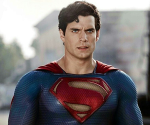 Henry Cavill, superman, and man of steel image