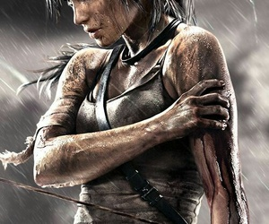lara and lara croft image