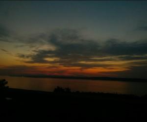 sunset, troia, and çanakkale image