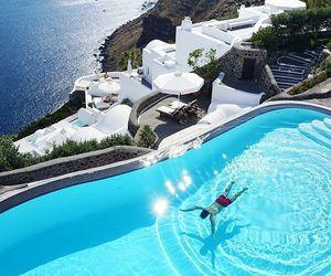 santorini and perivolas hotel image