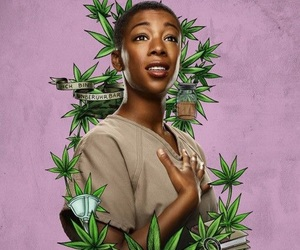 oitnb, orange is the new black, and poussey image