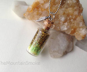 charm, witchy, and mini bottle image
