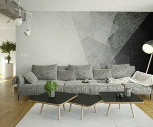 decoration, grey, and peace image