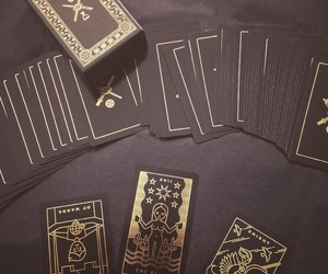 tarot and witchy image
