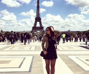 @fashion, @paris, and @eiffeltower image