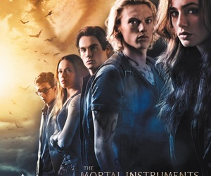 city of bones, the mortal instruments, and jace image