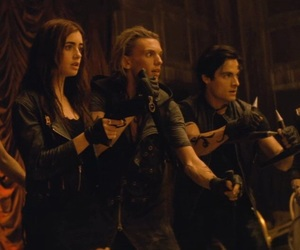 the mortal instruments, simon, and jace image