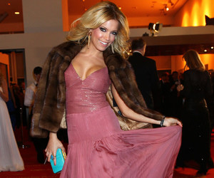 celebrities, celebrity, and sylvie van der vaart image