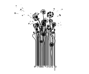 threadless, dandelions, and flowers image