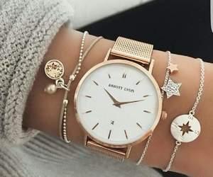 watch, fashion, and beauty image