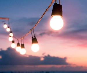 lamp and lights image