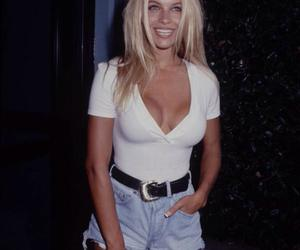 Pamela Anderson, 90s, and beauty image
