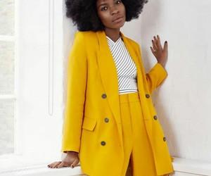 black power, black woman, and fashion image