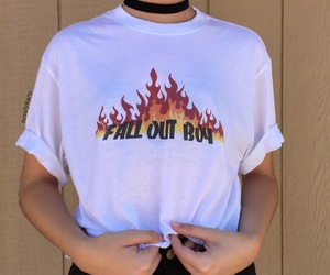 aesthetic, alternative, and fall out boy image