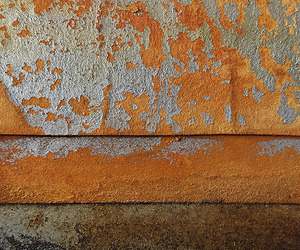abstract photography, orange+, and rust image