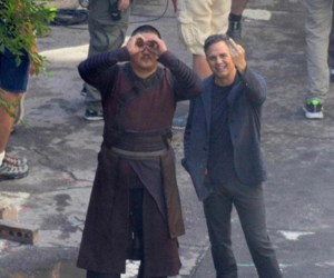 actor, Avengers, and wong image