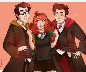harrypotter, hogwarts, and mangel image