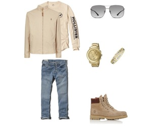 abercrombie and fitch, hollister, and timberland image