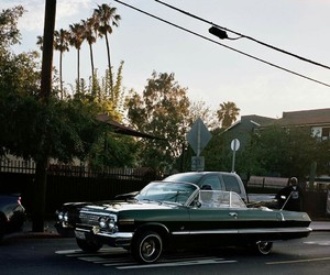 california, ford, and cars image