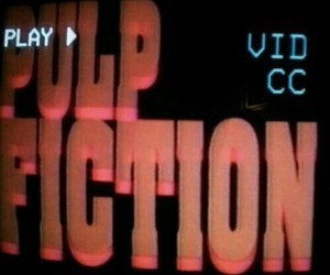 pulp fiction, theme, and grunge image