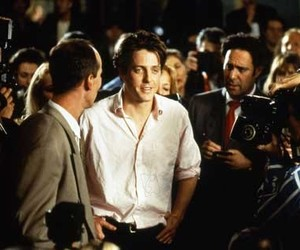 celebrity, film, and hugh grant image