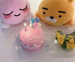 cute, aesthetic, and cake image