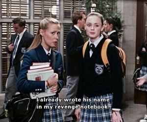 gilmore girls, revenge, and funny image