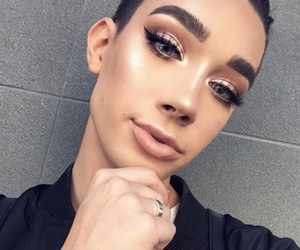 makeup and james charles image