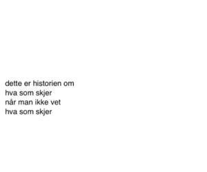 norsk, poem, and af image