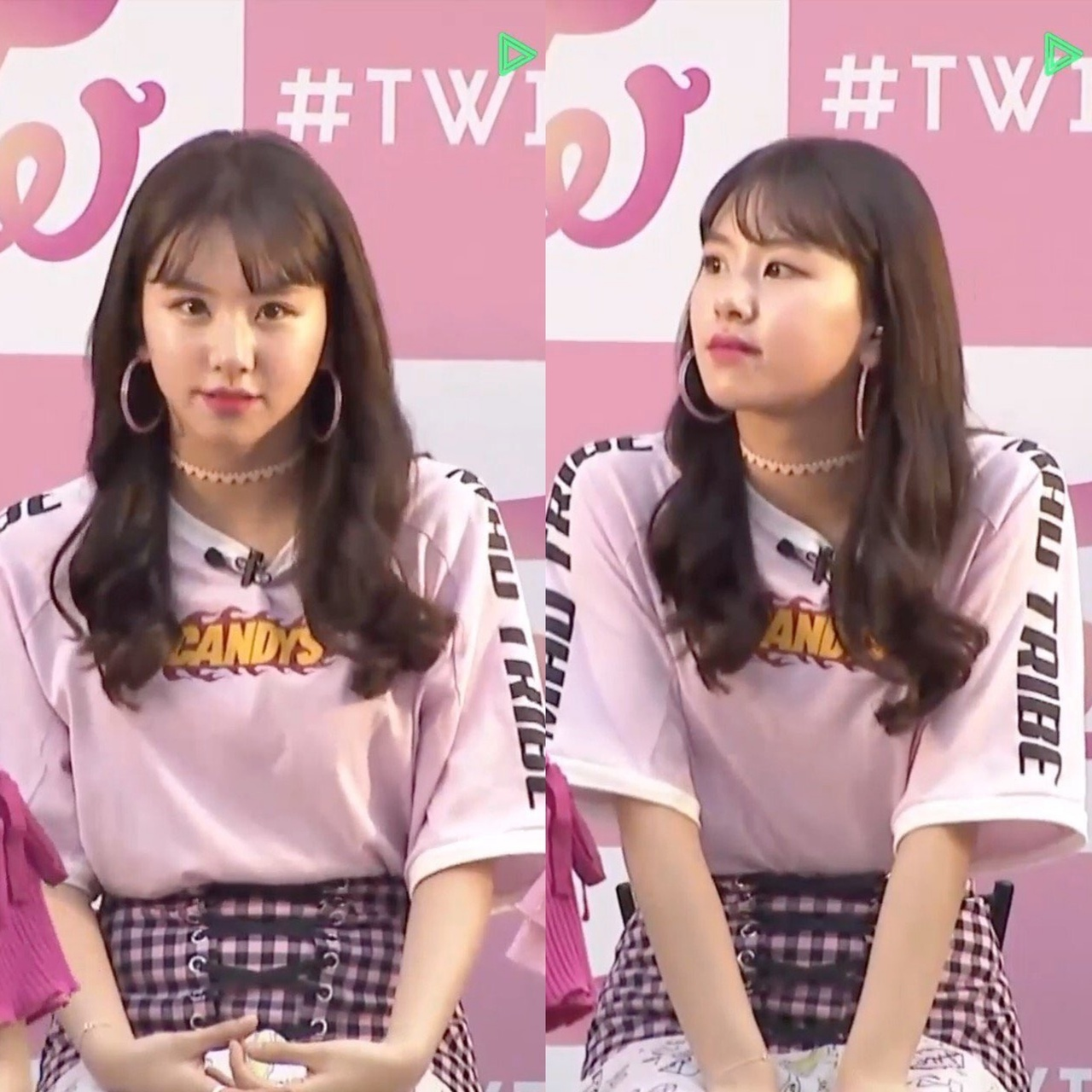 pastel, pink, and twice image