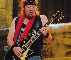 Adrian Smith, iron maiden, and music image