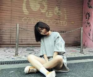 ulzzang, asian, and girl image