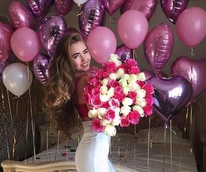 beautiful, celebration, and girl image