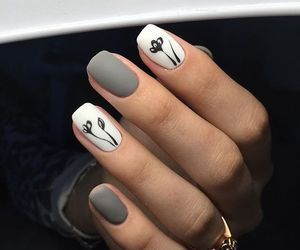 chic, glam, and grey image