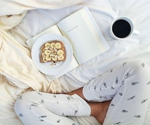 coffee, morning, and breakfast image