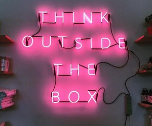 light, neon, and frases image