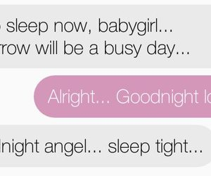 angel, good night, and messages image