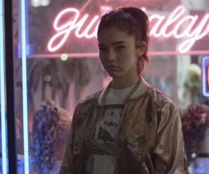 girl, tumblr, and grunge image