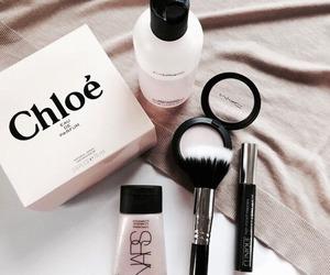 makeup, chloe, and nars image
