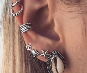 beautiful, brincos, and earings image