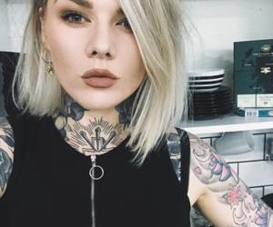 fashion, girls, and Tattoos image