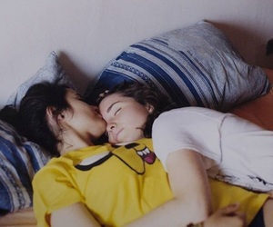 lesbian, lgbt, and couple image