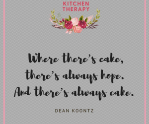 cake, quotes, and foodquotes image