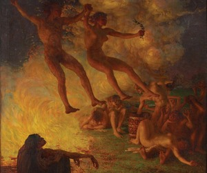 fire, tradition, and folklore image